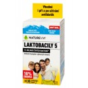 """NATUREVIA LAKTOBACILY """"5"""" / 30+3 cps"""