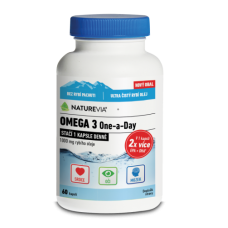 NATUREVIA OMEGA 3 One-a-day 1000mg