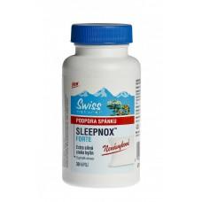 SLEEPNOX FORTE  / 30 cps. Nenávyková, extra silná zmes extraktov zo 4 rastlín.